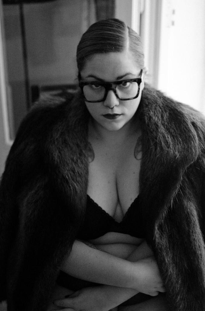 Ser sexy, cuestión de actitud.