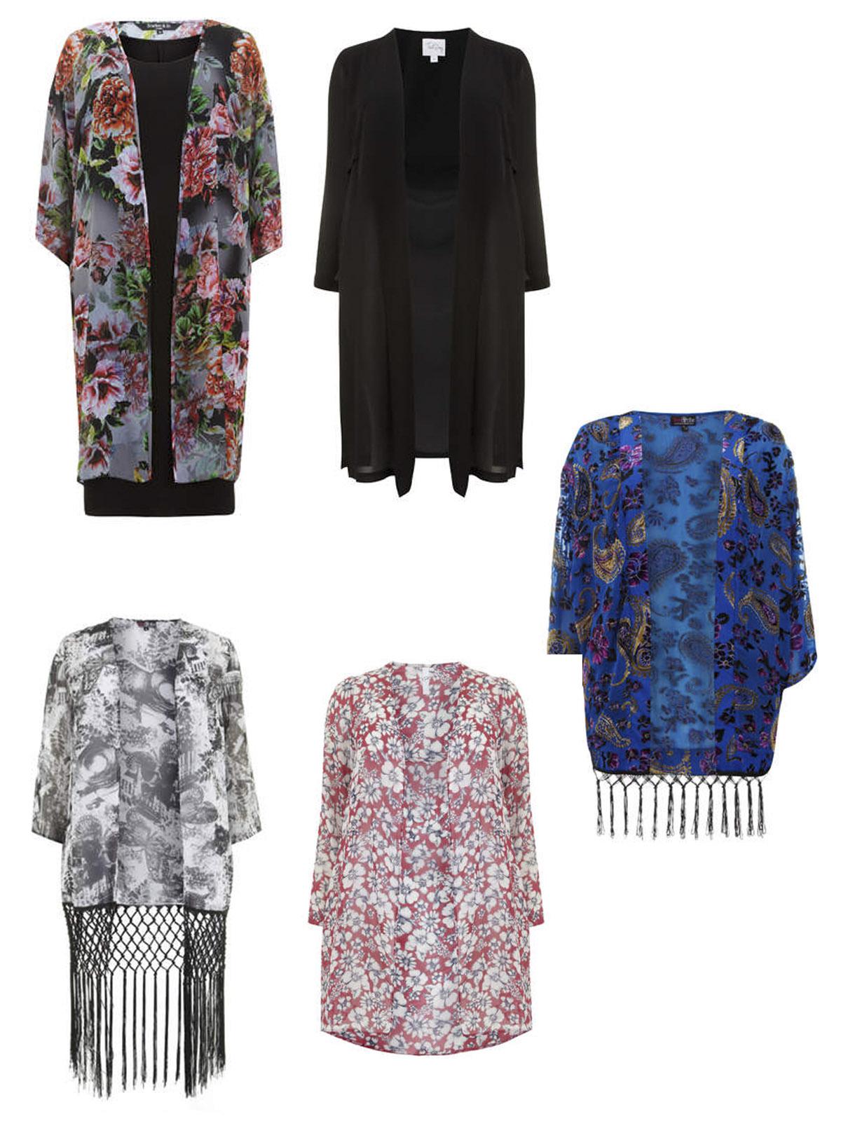 Tendencias que nos gustan, Kimono
