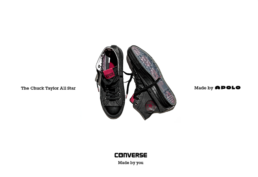 Converse Made by Apolo