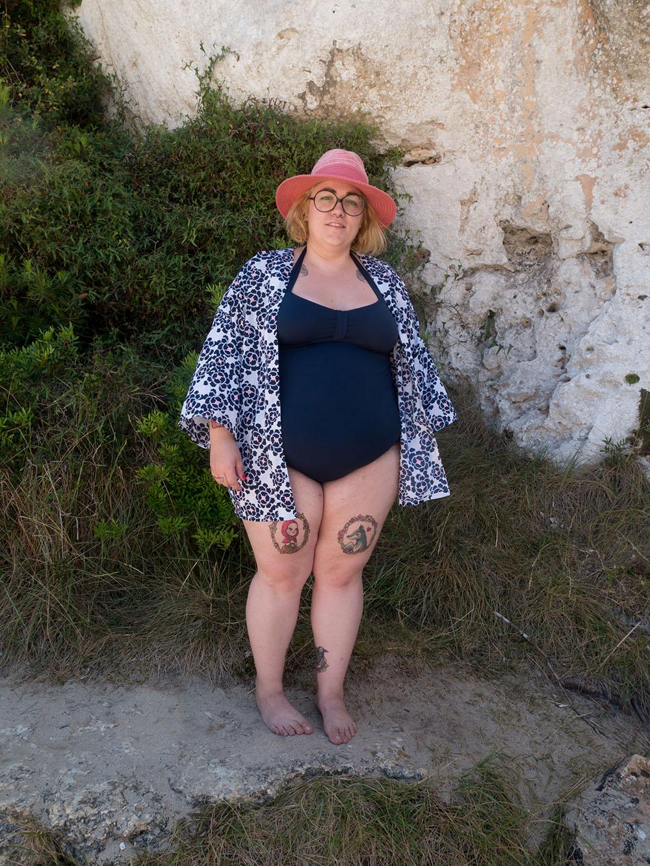 Una de bañadores en el paraíso