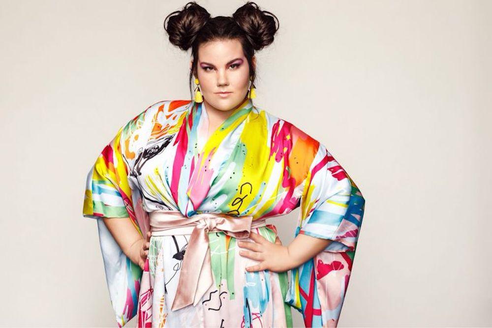 Eurovisión 2018-curvy-Neta